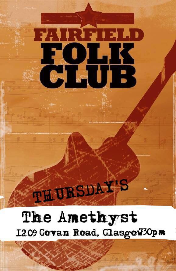 fairfield folk club
